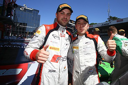 Vanthoor ruled out of Blancpain Sprint finale after Misano shunt