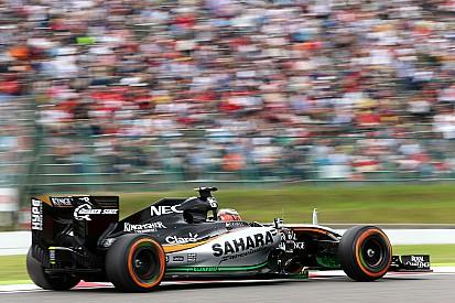 Force India veut réduire l'écart avec Williams