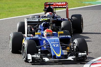 Estreante com F1 em Sochi, Nasr destaca pódio pela GP2