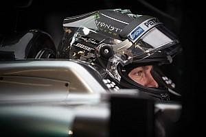 F1 突发新闻 罗斯伯格:世界冠军争夺,我不会放弃