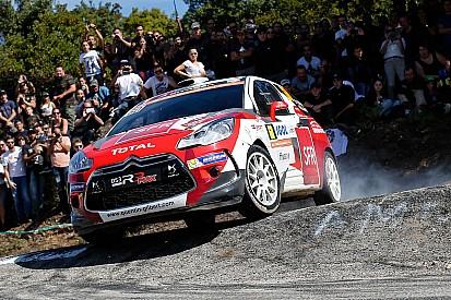 Жильбер досрочно завоевал титул в Junior WRC