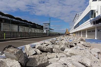 L'Hungaroring rifà il manto della pista