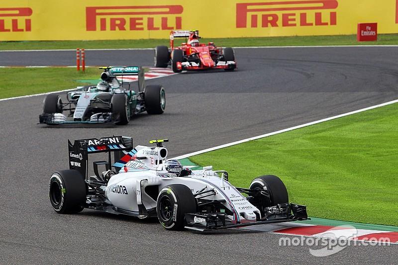 Боттас надеется побороться с пилотами Mercedes в Сочи