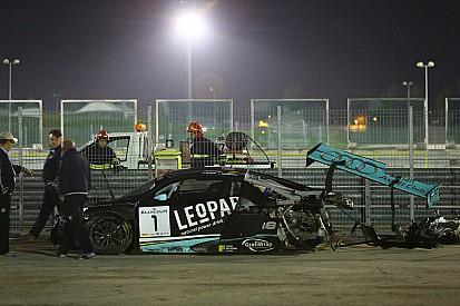 Vanthoor forfait pour la finale après son accident de Misano
