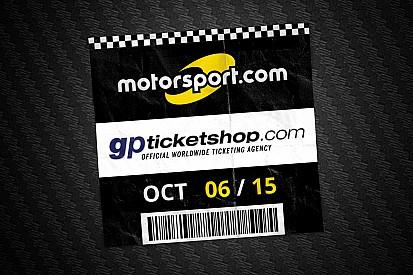 Motorsport.com и GPTicketShop.com объявляют о партнёрстве