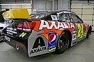 Sponsor de Jeff Gordon, Axalta se joint à Dale Earnhardt Jr