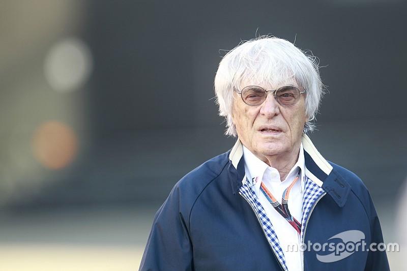 La venta de F1 podría ocurrir este año, dice Ecclestone