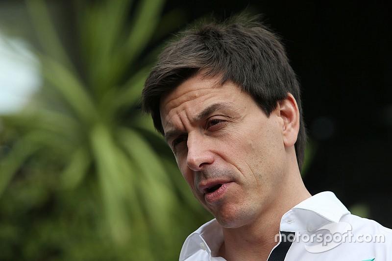 """وولف: نريد مالكين للفورمولا واحد أصحاب """"رؤية بعيدة المدى"""""""
