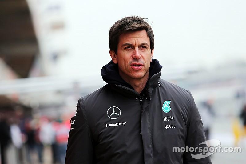 Wolff - La F1 a besoin d'un actionnaire avec une vision à long terme