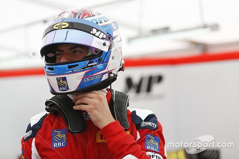 Latifi torna in GP2 a Sochi con la MP Motorsport