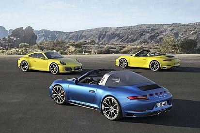 Les Porsche 911 Carrera 4 et Targa 4 munies de moteurs turbo