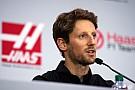 "Villeneuve ataca Grosjean e vê problema na Haas: ""Ranzinza"""