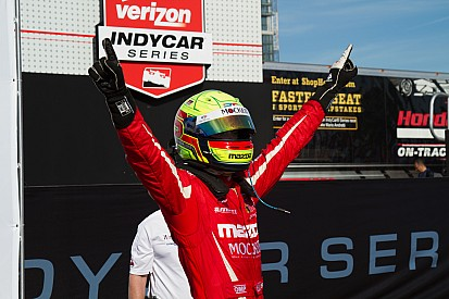 Lights champion Pigot aims for full-time IndyCar ride