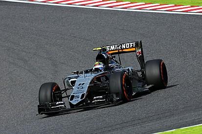 Перес не обеспокоен отказом Mercedes предоставить обновления