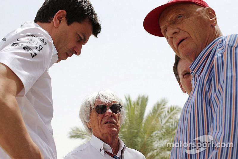 "Lauda pressiona Ecclestone por ""cobertura justa"" de TV"
