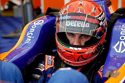 Michele Beretta debutta in GP3 con la Trident