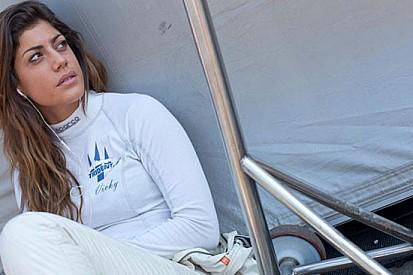 Vicky Piria prima donna a correre nelle Mitjet Series