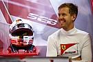 Sebastian Vettel glaubt nicht an einen Ausstieg von Red Bull
