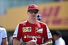 Kimi Räikkönen: Teamfunk ist ein guter Service für die Fans