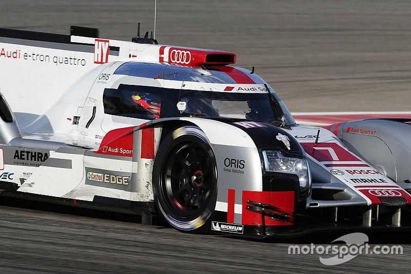 EL1 - Lotterer et Audi donnent le tempo à Fuji