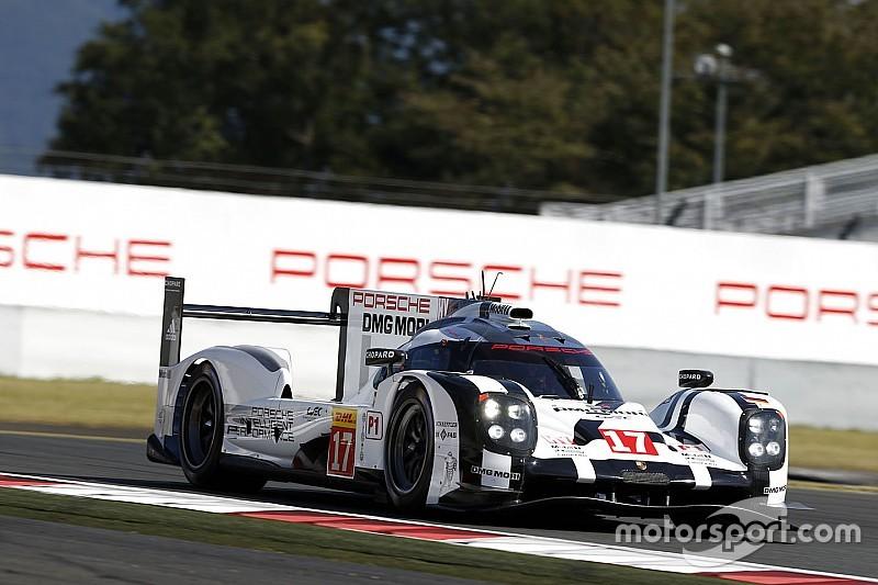 Fuji, Libere 2: la Porsche numero 17 risponde all'Audi