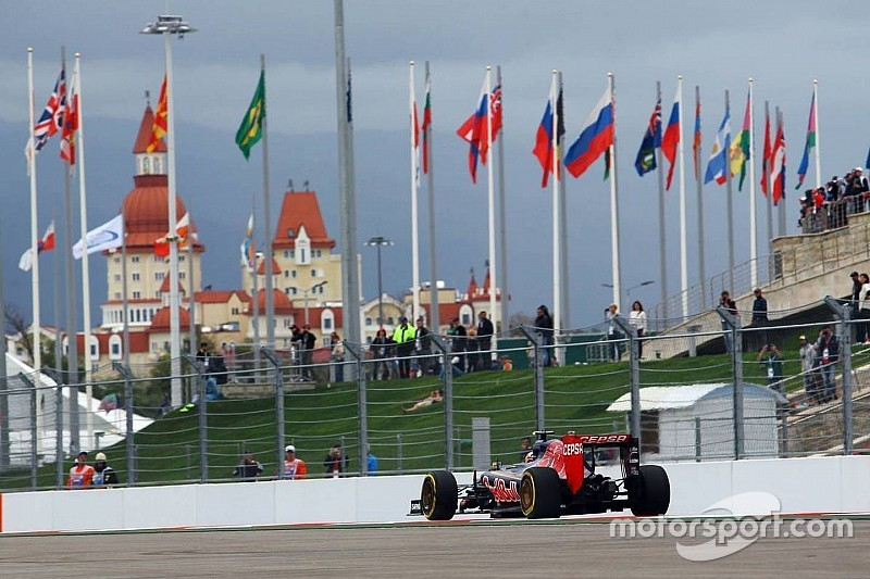 Le GP de Russie lance une enquête sur l'incident du gasoil