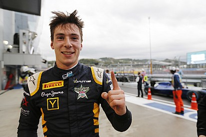 Sochi GP2: Lynn takes second pole on drying track