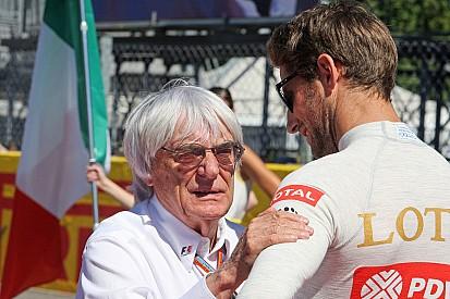 Ecclestone é reconduzido à diretoria de duas companhias da F1