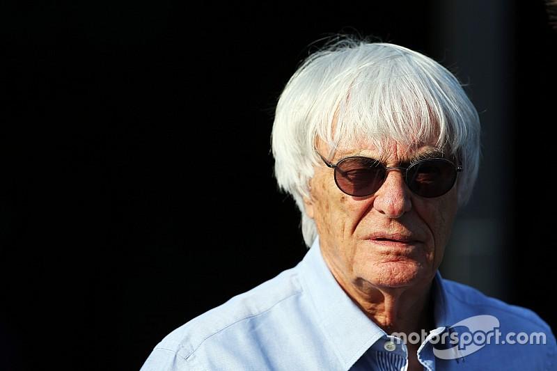 Ecclestone fue nombrado nuevamente director de las compañías de la F1