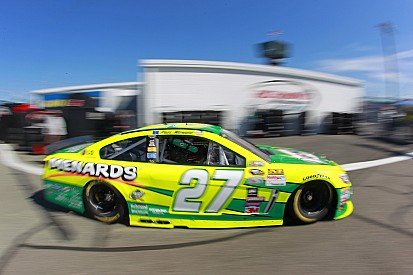 Richard Childress Racing makes a spotter change