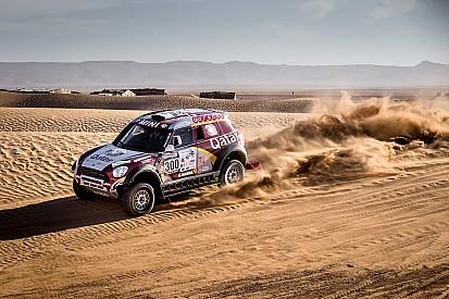 Nasser Al-Attiyah e Mini vincono il Rally del Marocco