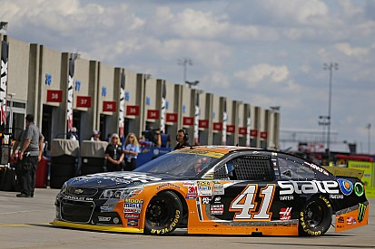 Kurt Busch leads second Sprint Cup practice at Charlotte