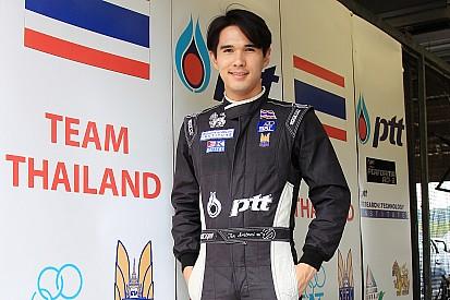 Tin Sritrai, une première pour la Thaïlande