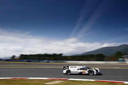 EL3 - Webber mène le duo Porsche à Fuji