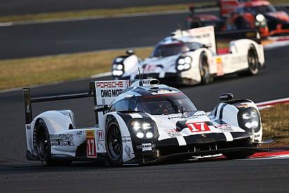 Qualifs - Webber et Bernhard offrent la pole à Porsche