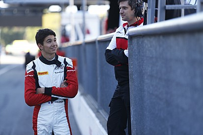Sochi GP3: Ocon grabs pole in hectic qualifying session