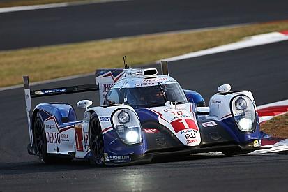 Trois rookies en test avec Toyota, Porsche et Audi