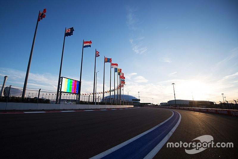 Russland-GP ab 2017 unter Flutlicht?