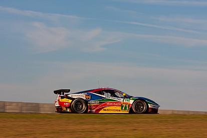 AF Corse Ferrari ravi de sa première ligne en GT