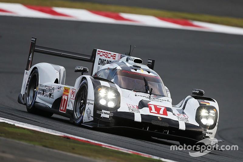 Com Webber/Bernhard/Hartley na pole, Porsche faz novo 1-2
