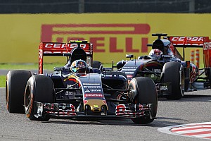 Formula 1 Breaking news Toro Rosso would accept 2015 Ferrari engine deal