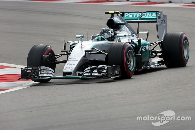 Rosberg - Je réfléchirai ce soir au premier virage