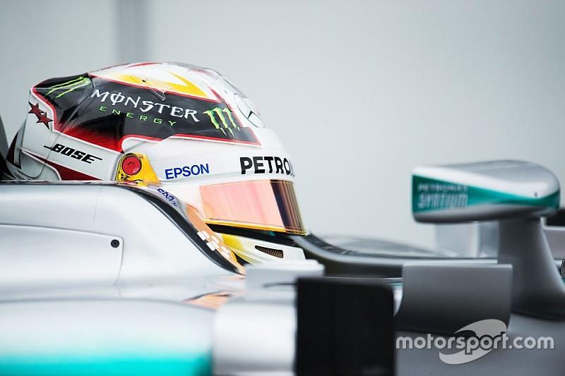 Hamilton reconnait avoir été dominé par Rosberg