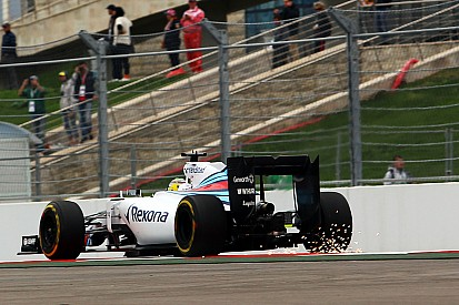 """Em dia """"frustrante"""", Massa espera corrida difícil na Rússia"""