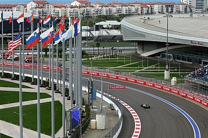 Гран При России: предварительная стартовая решётка