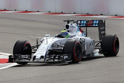 Williams frustrated with Massa after disastrous Q2 performance