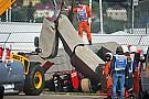 Pilotos piden revisión de las barreras tras el accidente de Sainz