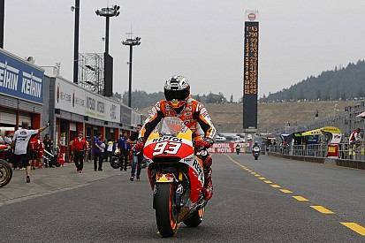 Front row start for Marquez in Motegi with Pedrosa in 6th