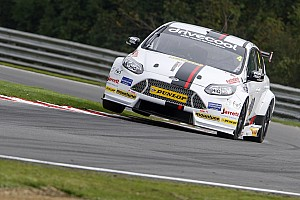 BTCC Qualifying report Brands Hatch BTCC: Jackson claims third consecutive pole
