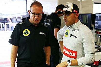 Maldonado espera mejorar en carrera